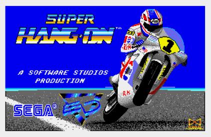 Super Hang-On Atari ST 01