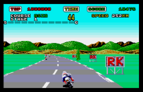 Super Hang-On Atari ST 07
