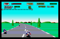Super Hang-On Atari ST 08