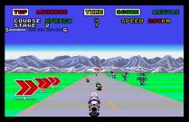 Super Hang-On Atari ST 16