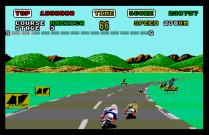 Super Hang-On Atari ST 24