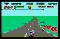 Super Hang-On Atari ST 25
