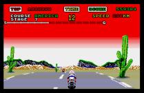 Super Hang-On Atari ST 30