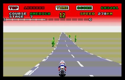 Super Hang-On Atari ST 31