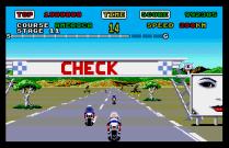 Super Hang-On Atari ST 40