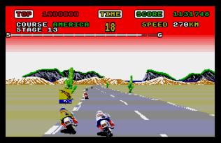 Super Hang-On Atari ST 43