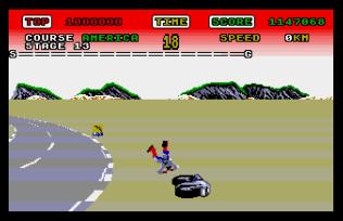 Super Hang-On Atari ST 44