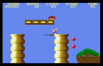 The Great Giana Sisters Atari ST 25