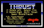 Thrust Atari ST 02