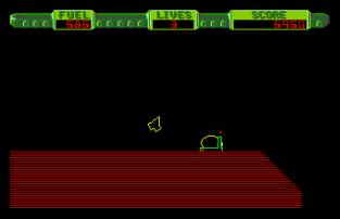 Thrust Atari ST 12