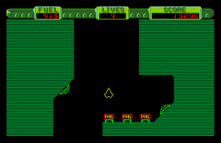 Thrust Atari ST 23