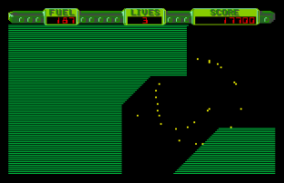 Thrust Atari ST 31