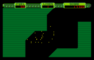 Thrust Atari ST 34