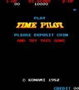 Time Pilot Arcade 01