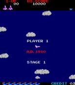 Time Pilot Arcade 02