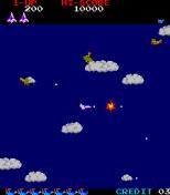 Time Pilot Arcade 03