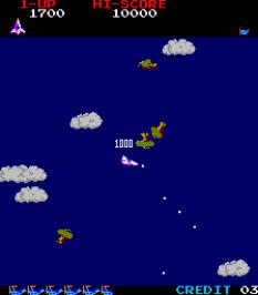Time Pilot Arcade 04