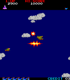 Time Pilot Arcade 05