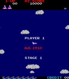 Time Pilot Arcade 06