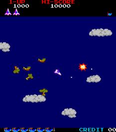 Time Pilot Arcade 08