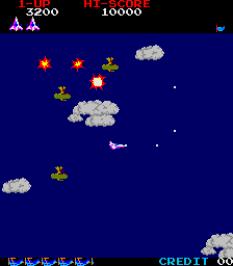 Time Pilot Arcade 13