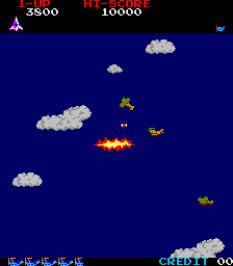 Time Pilot Arcade 14