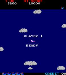 Time Pilot Arcade 15