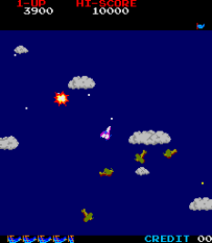 Time Pilot Arcade 16