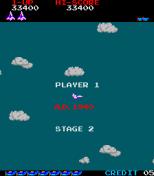 Time Pilot Arcade 19