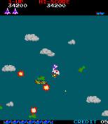 Time Pilot Arcade 21