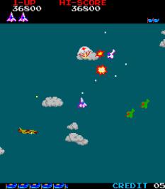 Time Pilot Arcade 22