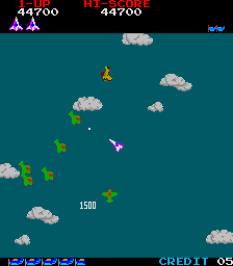 Time Pilot Arcade 23