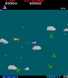 Time Pilot Arcade 25