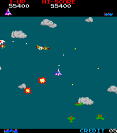 Time Pilot Arcade 26