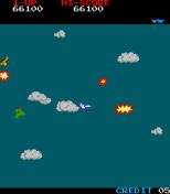 Time Pilot Arcade 29