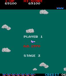 Time Pilot Arcade 31
