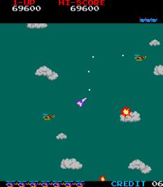 Time Pilot Arcade 32