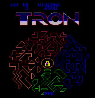Tron Arcade 01