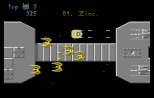 Uridium Atari ST 05