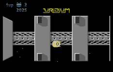 Uridium Atari ST 10