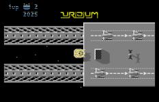Uridium Atari ST 11