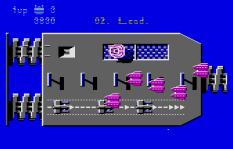 Uridium Atari ST 22