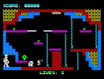 Wanted Monty Mole ZX Spectrum 05