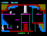 Wanted Monty Mole ZX Spectrum 06