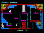 Wanted Monty Mole ZX Spectrum 06