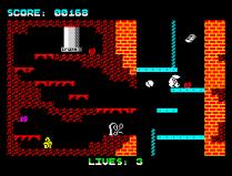 Wanted Monty Mole ZX Spectrum 07