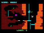 Wanted Monty Mole ZX Spectrum 08