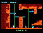 Wanted Monty Mole ZX Spectrum 13