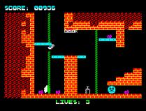 Wanted Monty Mole ZX Spectrum 13