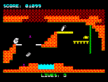 Wanted Monty Mole ZX Spectrum 15